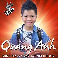 Album Tuyển Tập Những Bài Hát Hay Nhất Của Quang Anh - Nguyễn Quang Anh