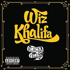 Black And Yellow (Promo CD) - Wiz Khalifa