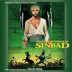The Golden Voyage Of Sinbad OST (CD1) - Pt.2