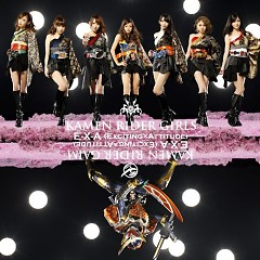 E-X-A (Exciting×Attitude) - Kamen Rider GIRLS