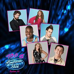 American Idol Season 10 Top 6