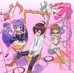 TV ANIMATION Acchi Kocchi ORIGINAL SOUNDTRACK CD1 - Masaru Yokoyama