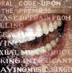 Supposed Former Infatuation Junkie (CD1) - Alanis Morissette