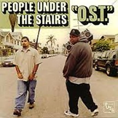 O.S.T. (CD1) - People Under the Stairs