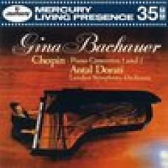 The Collector's Edition CD 44 Bachauer, Dorati Chopin: Piano Concertos