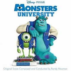 Monsters University OST