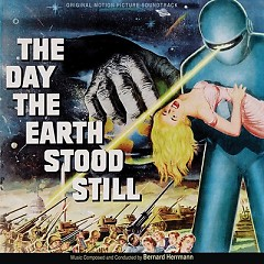 The Day The Earth Stood Still (Score) (P.1)  - Bernard Herrmann