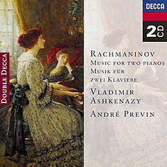 Rachmaninov:Music For Two Pianos CD 2