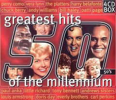Greatest Hits Of The Millennium 50's (CD5)