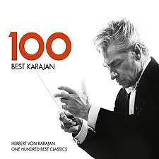 Best Karajan 100 CD5 - Karajan In The Theatre  No.1