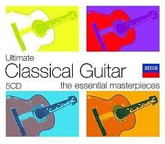 Ultimate Classical Guitar CD4 No.1 - Eduardo Fernández