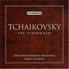 Tchaikovsky The Symphonies CD1