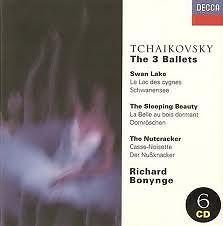 Tchaikovsky:The 3 Ballets CD3