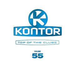 Kontor Top of the Clubs Vol.55 (2012) CD1