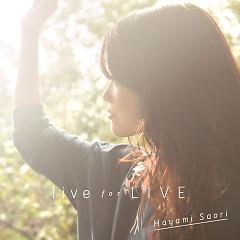 live for LIVE CD1 - Saori Hayami
