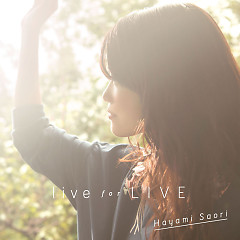 live for LIVE CD2 - Saori Hayami