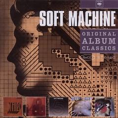 Original Album Classics (CD5) - Soft Machine