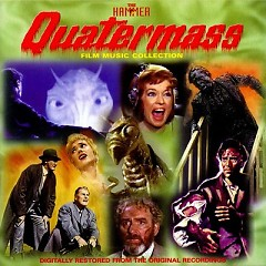 Quatermass And The Pit OST (CD1) - Tristram Cary,James Bernard