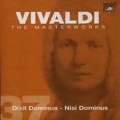 Vivaldi - The Masterworks CD 37 (No. 2) - Nicholas McGegan, Various Artists