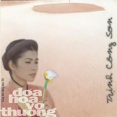 Album Đóa Hoa Vô Thường - Various Artists