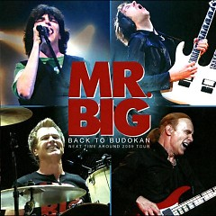 Back To Budokan - Next Time Around 2009 Tour - Mr. Big