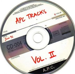 APC Tracks, Vol. 2 - Bill Laswell
