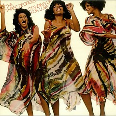 Standing Up For Love - The Three Degrees