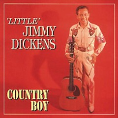 Country Boy (CD10) - Little Jimmy Dickens