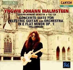 Concerto Suite For Electric Guitar And Orchestra