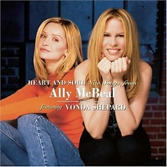Heart And Soul New Songs From Ally Mcbeal OST