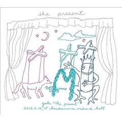 YUKI The Present Bunkamura Orchard Hall Disc 1