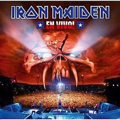 En Vivo (CD2) - Iron Maiden