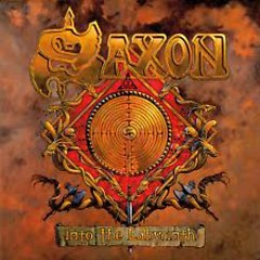 Into The Labyrinth - Saxon