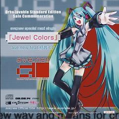 Jewel Colors Standard Edition Sale Commemoration