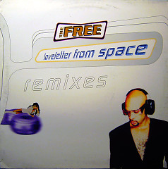 Loveletter from Space (Remixes) - The Free