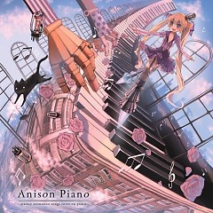 Anison Piano (animation songs  cover on piano)  - Marasy