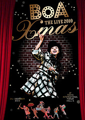 BoA THE LIVE 2010 X'mas (Japanese)