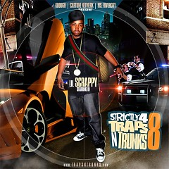 Strictly 4 The Traps N Trunks 8 (CD1)