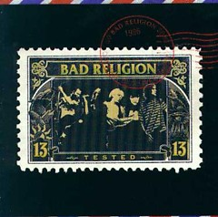Tested (Live Album) (CD1) - Bad Religion