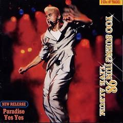 YOO SEUNG JUN 98 LIVE ALBUM CD5
