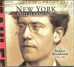 The Mahler Broadcasts 1948-1982 Disc 7