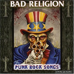 Punk Rock Songs (The Epic Years) (Compilation) (CD1) - Bad Religion