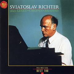 Sviatoslav Richter Plays Liszt, Chopin, Brahms