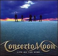 Life On The Wire (Japanese Ed.)  - Concerto Moon