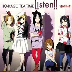 Listen!!! - Houkago Teatime