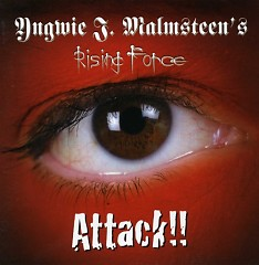 Attack!! (Japanese-Korean edition) - Yngwie Malmsteen