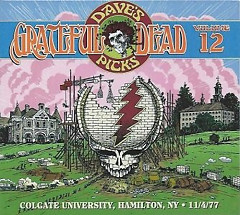 Dave's Picks Vol. 12: Colgate University Hamilton NY, 11/04/77 (CD3) - Grateful Dead