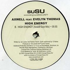 High Energy (Promo Vinyl)