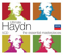 Ultimate Haydn CD1