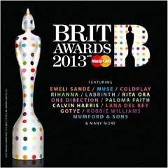 BRIT Awards 2013 (CD1)